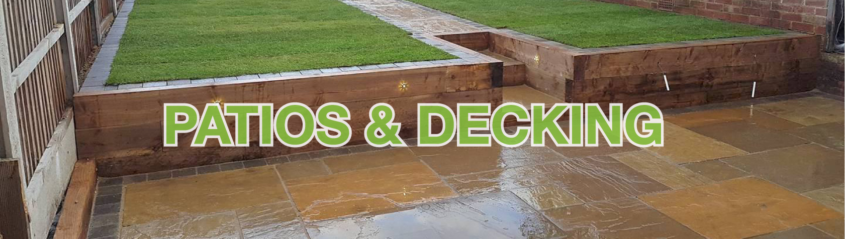 Patios and Decking Tring